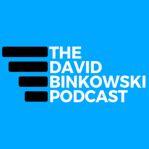 The David Binkowski Podcast logo